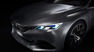 Peugeot Exalt concept car 12
