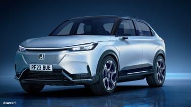 Honda electric SUV due in 2023