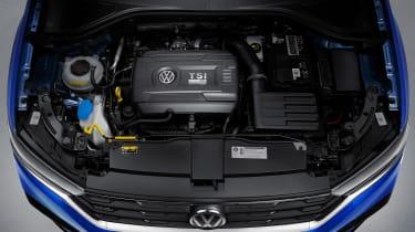 Volkswagen T-Roc R - engine studio