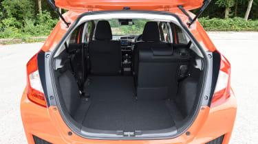 Honda Jazz - boot