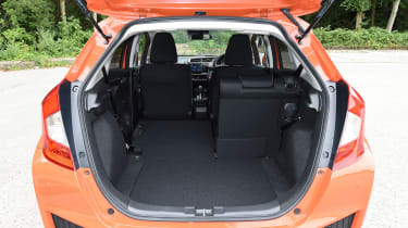 Honda Jazz - boot