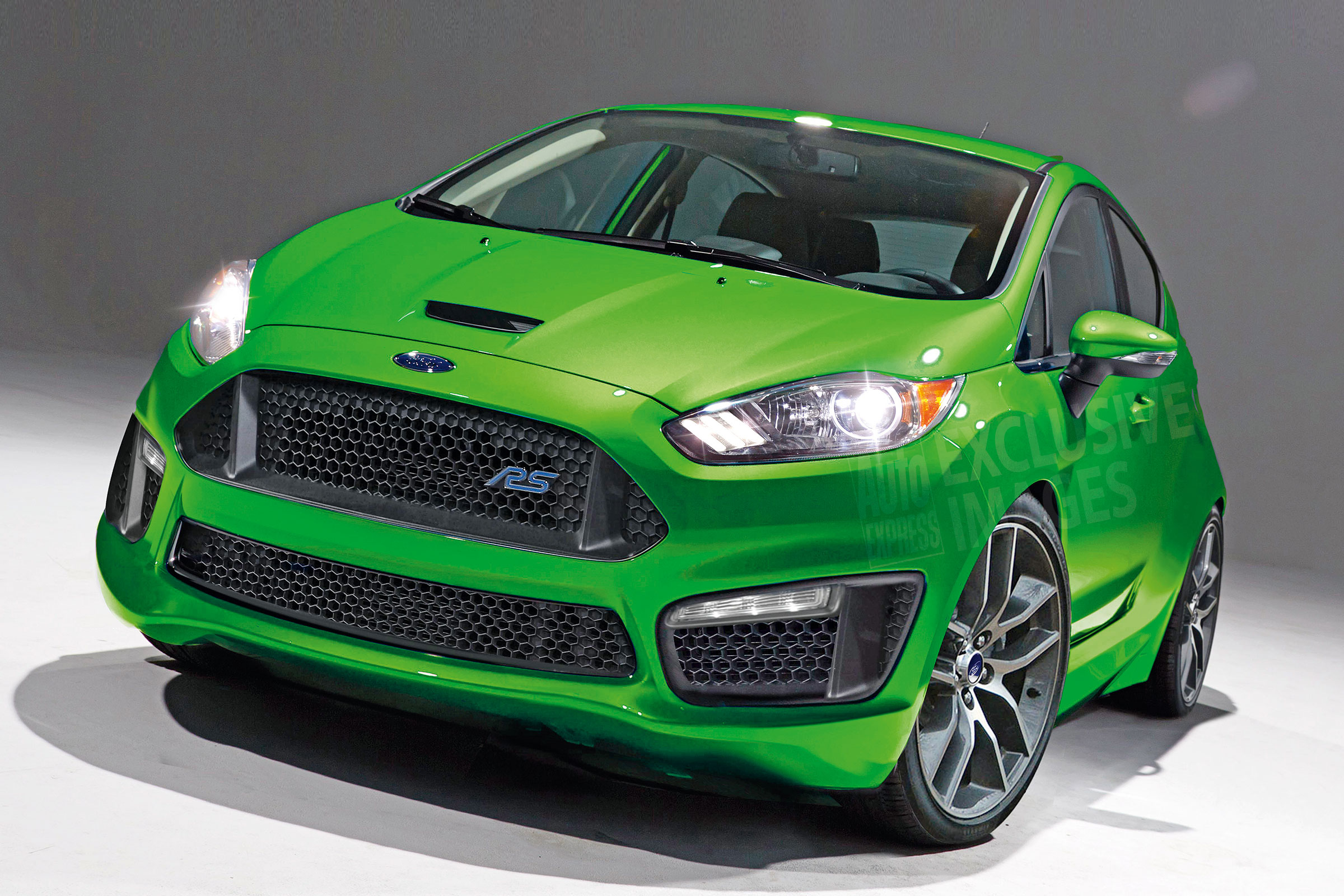 2020 Ford Fiesta St Rs Redesign