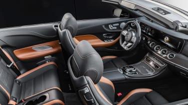 Mercedes-AMG E 53 Cabriolet - interior