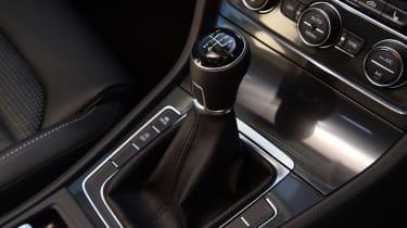 Volkswagen Golf Estate - transmission