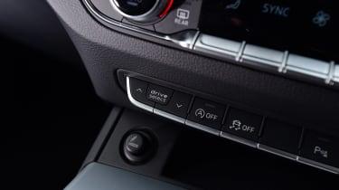 Audi Q5 - drive select