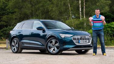 Audi e-tron 55 quattro second report - header