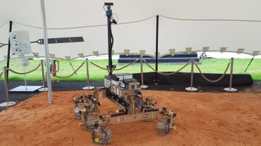 Goodwood 2016 - mars rover