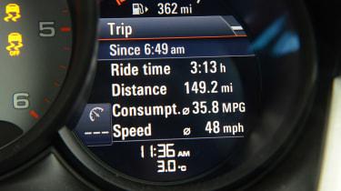 Long-term test review: Porsche Macan - figures
