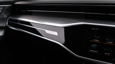 Audi A7 Sportback - dashboard