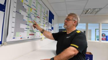 Renault Pro+ vans planning