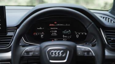 Audi Q5 Sportback - dials