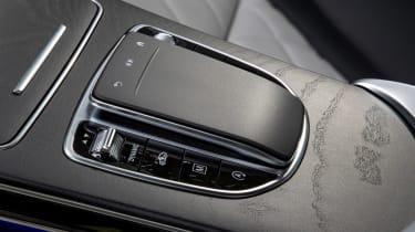 Mercedes GLC - interior detail