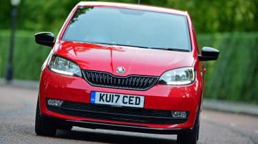 Skoda Citigo Mpg Co2 Emissions Road Tax Insurance Groups