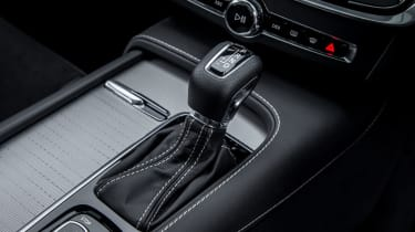 Volvo V90 R-Design 2017 - gearlever