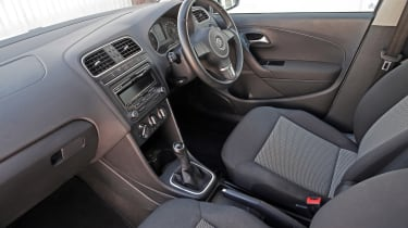 Used Volkswagen Polo - front seats