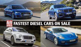 Fastest diesel cars