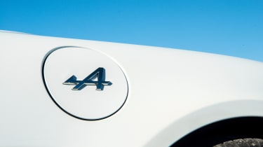Alpine A110 Pure - fuelcap