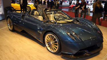 Fastest production cars in the world - Pagani Huayra