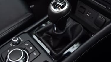 Mazda cx-3 gearstick