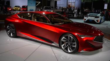 Acura Precision Concept - LA Motor Show