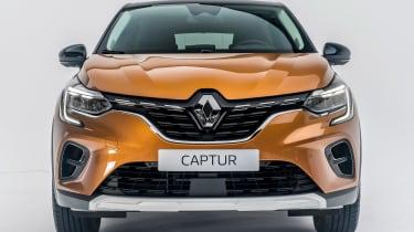 Renault Captur - full front