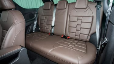 Used DS 3 - rear seats