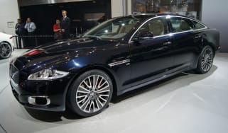 Jaguar XJ Ultimate Edition front three-quarters