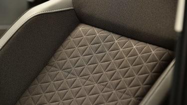 Volkswagen T-Cross - studio seat detail