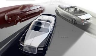 Rolls-Royce Phantom Zenith exterior