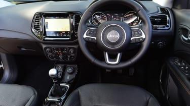 Jeep Compass - dash