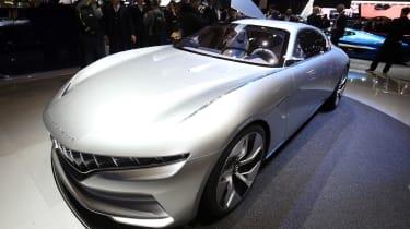 Pininfarina HK GT concept - Geneva front