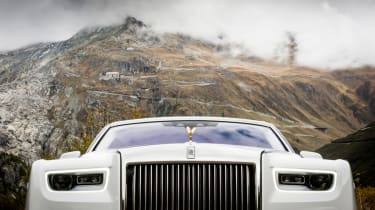 Rolls-Royce Phantom - headlights