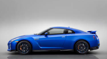 Nissan GT-R 50th Anniversary Edition - studio side