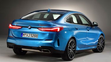 BMW 2 Series Gran Coupe - rear 3/4 static studio