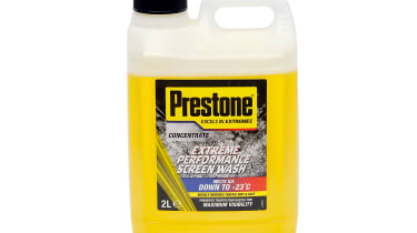 Prestone Extreme Performance Screen Wash