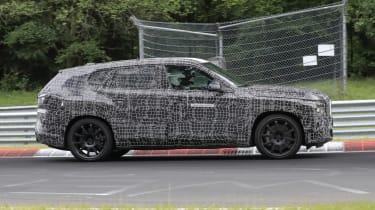 BMW X8 - 2021 spyshot 4