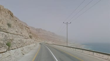 Record breaking roads - Route 90, Israel