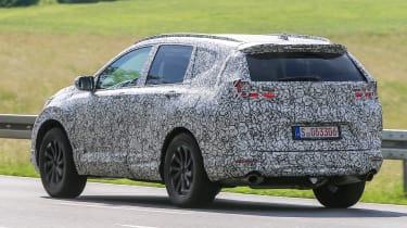 Honda CR-V - spy shots - side/rear