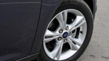 Ford Focus ECOnetic wheel