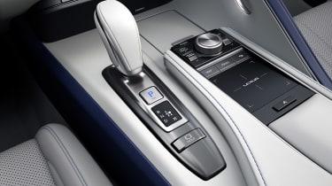 Lexus LC Convertible - transmission