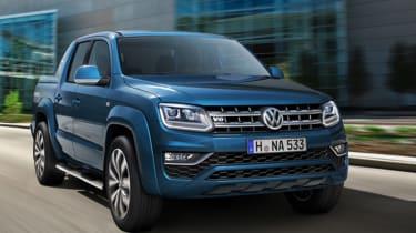 Volkswagen Amarok facelift - header