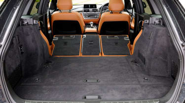 The boot offers 495 litres of space, which is the best in class.