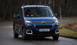 citroen berlingo - front