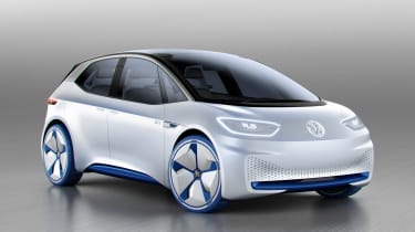 Volkswagen ID Concept - front quarter