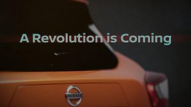 Nissan Micra teaser 2