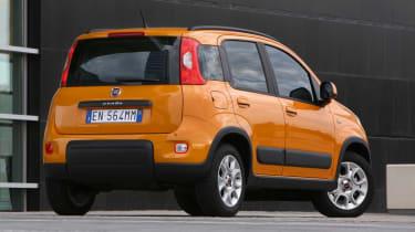 Fiat Panda Trekking rear static