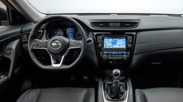 New Nissan X-Trail - dash