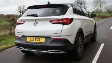 Vauxhall Grandland X Ultimate - rear