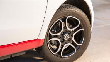 Smart ForTwo Cabrio 2016 - wheel