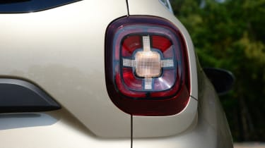 Dacia Duster - rear light